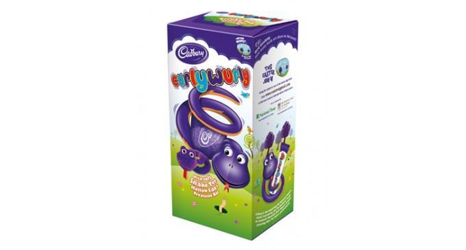 Cadbury Crème Egg; 'Goo dares wins'