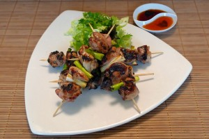 Photo of Chicken skewers 1600x1200 300x200