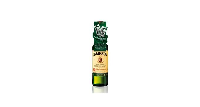 Jameson Irish whiskey launches new online promotion