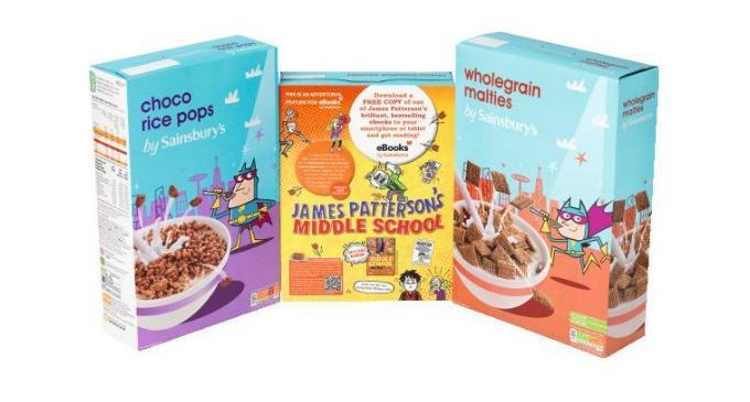 Sainsbury's announces eBooks giveaway