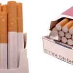 Tobacco plain packs