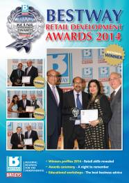 2014 Bestway Retail Development Awards