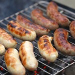 Sausage barbecue