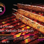Kebab Selection