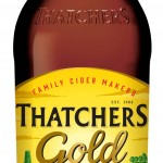 Thatcher's Gold Bottle