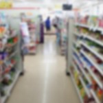 Convenience shop store