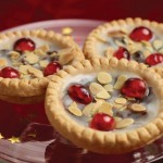 Country Choice Christmas Cherry & Almond mincemeat tart