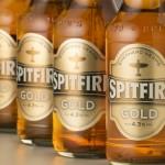 Spitfire Gold bottles