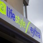 Lifestyle Extra signage